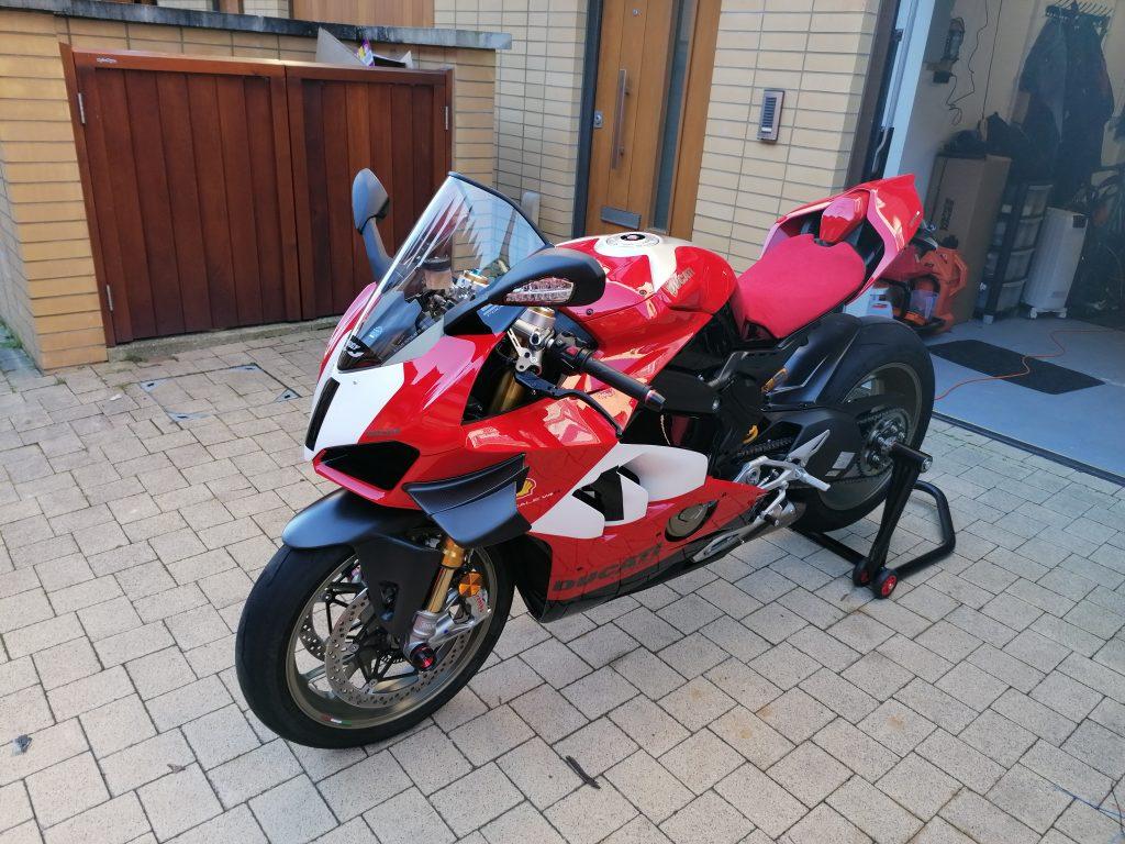 Ducati V4R Foggy