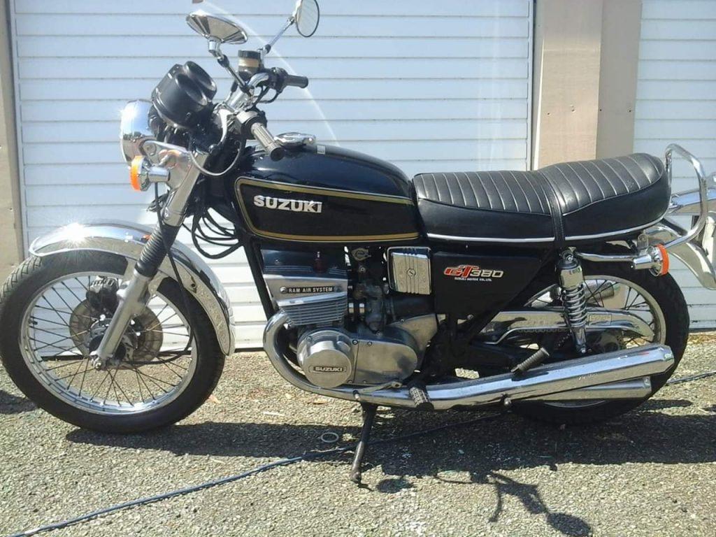 Suzuki GT380A